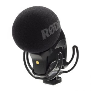 میکروفن دوربین رود RODE Stereo VideoMic Pro Camera Microphone