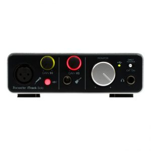 کارت صدا فوکوس رایت Focusrite iTrack Solo USB 2.0 / iPad Audio Interface