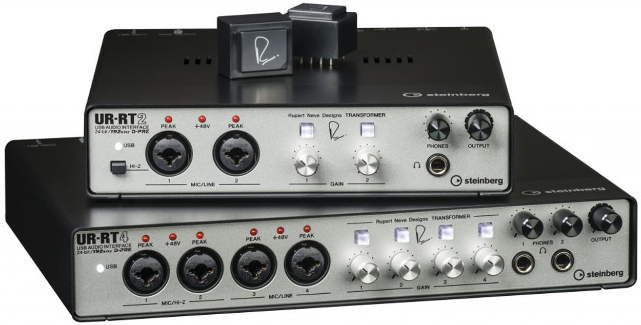 کارت صدا اشتنبرگ Steinberg UR-RT2 USB 2.0 Audio Interface